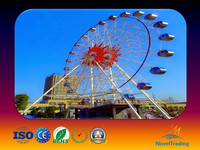 Hot sale used Ferris Wheel Height Sightseeing Wheel from manufacturers