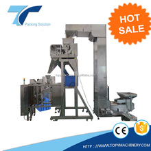CE Approved Salt Rice Doypack Bag Packing Machine