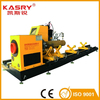 automatic cnc steel pipe groove cutting machine