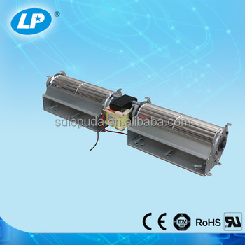 Cross Flow Fan motor for radiator and heating devices household appliances