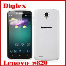 China Mobile Phone Lenovo S820 4.7 Inch Quad Core MTK6589 Android 4.2 Dual Sim Cell Phone 1280*720 IPS Screen 13MP Camera