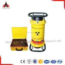 Industrial NDT Portable x-ray flaw detector with ceramic tube insert