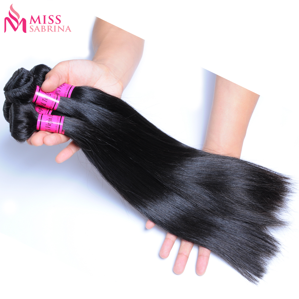 Miss Sabrina remy hair top quality indian remy braid hair weaving