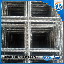 Square Hole Shape Concrete 10x10 Reinforcing Welded Wire Mesh