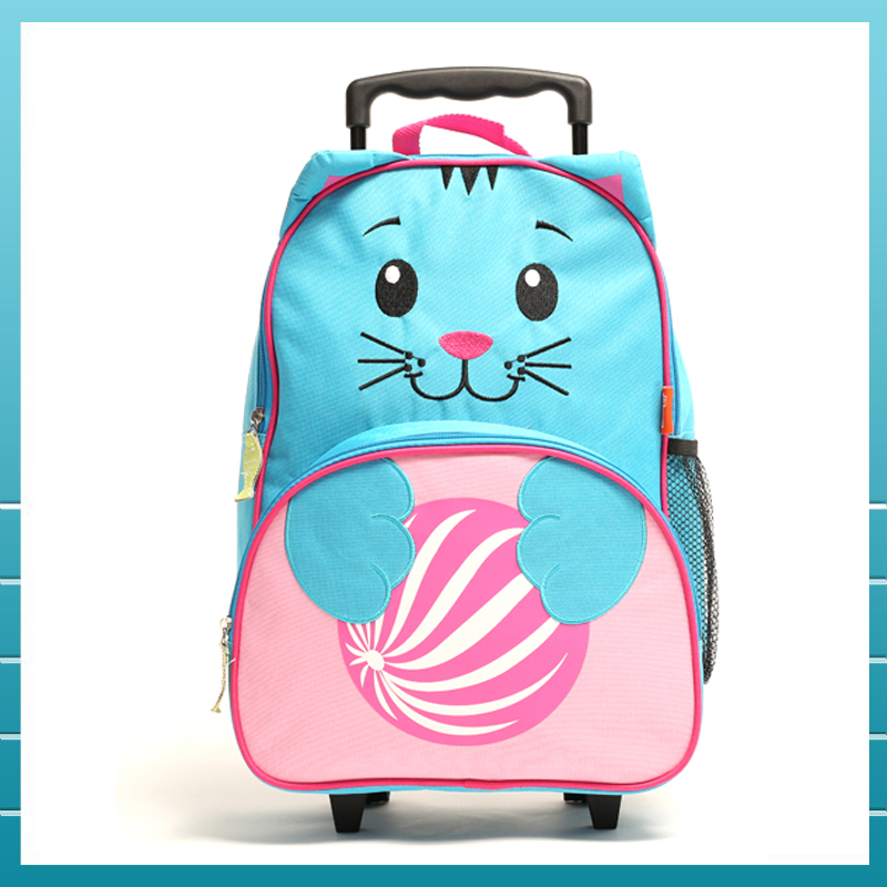 New style animal school bag cartoon kids backpack for school