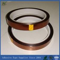 Hot sale die cut double side silicone polyimide tape