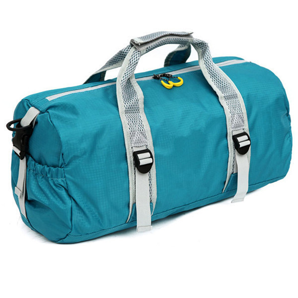 Amazon Hot sale Cotton 210 Waterproof nylon Large Capacity Foldable outdoor gym bag sports bags Travel Duffle Bags