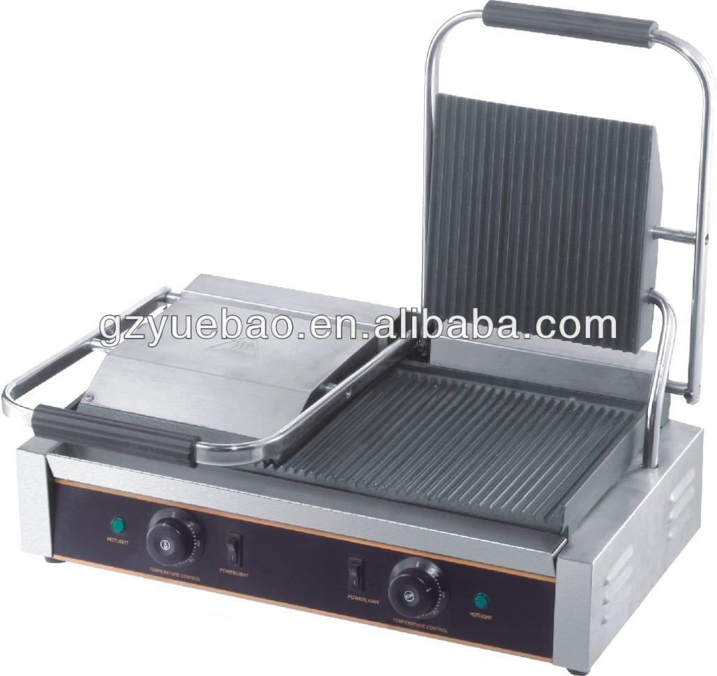 commercial electric grill toaster