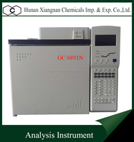 Laboratory GC with FID, TCD, ECD, FPD, NPD Ethyl Alcohol Pesticide Residue Quantitative Analysis Gas Chromatography System
