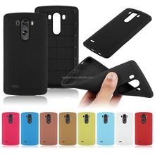 Soft TPU silicone rubber back case skin cover for LG G3 D850 D851