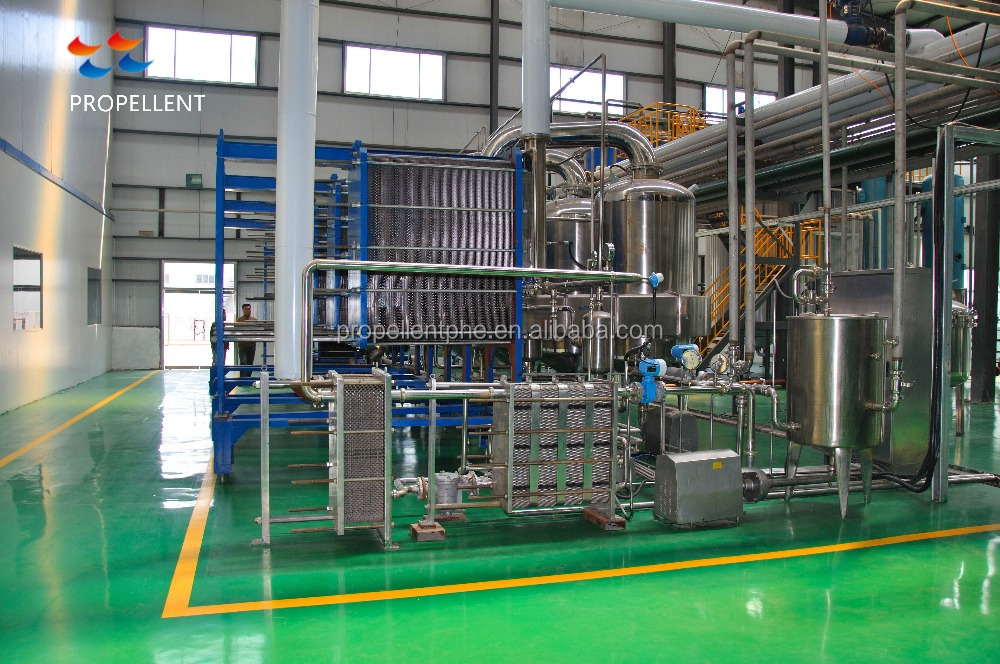 China supplier high quality multiple effect evaporator