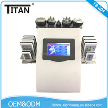 CE certification explosive speed grease cavitation/ liposuctoin cavitation massage fat removal/tripolar rf fat reduction machine
