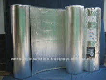 Reflective foil bubble insulation wrap/reflective metalized air bubble heat insulation