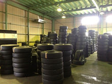 Safety quietness and durable automotive rubber tires for spare car parts