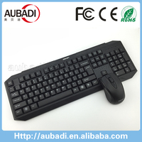 Colored Wireless Keyboard and Mouse Combo Wireless 2.4GHz keyboard and mouse