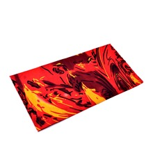 100% polyester fashion custom printed magic bandana