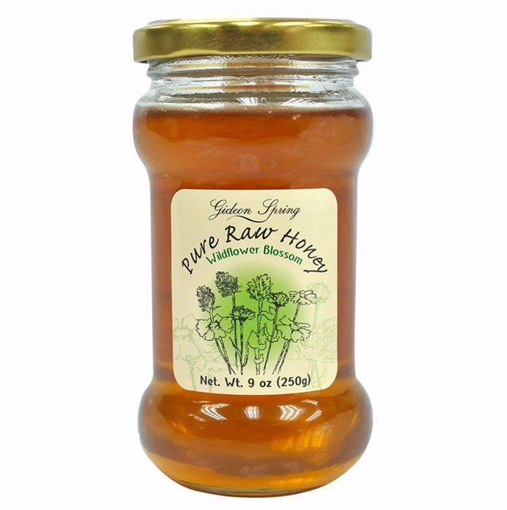 Low Price natural honey market wildflower honey