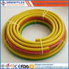 twin welding rubber hose,rubber tube for welding