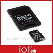 Factory 32GB TF Card, Wholesale, Customize Acceptable,