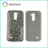 Phone cover Hard Plastic Animal Skin Design Hybrid Case for LG K10