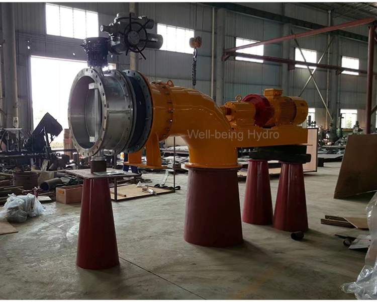 China supplier small hydro energy generator 100KW