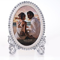 HOMEQI love words glass photo frame die-cut magnetic photo frame HQ111865-57