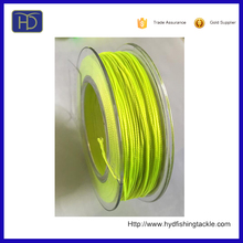 China fly fishing line backing line polyester braid