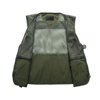 Men Outdoor Sleeveless Jackets Vest for Photographer Hunting Shooting Travel Male Vests