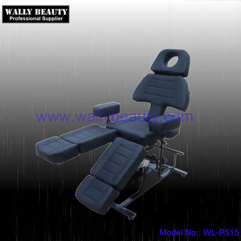 Professional hydraulic tattoo bed multifunctional bed for massage & facial