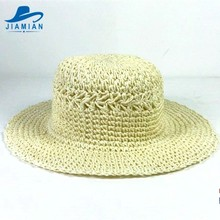 2017 Wholesale Fashion Hot Sell Supreme Paper Straw Baby Hats Wholesale Summer Hats