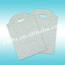 Duty free custom dress or gift packing plastic ldpe shopping bag