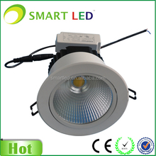 20w 2014 good quality high CRI cob led downlight, led cob downlight, cob downlight led