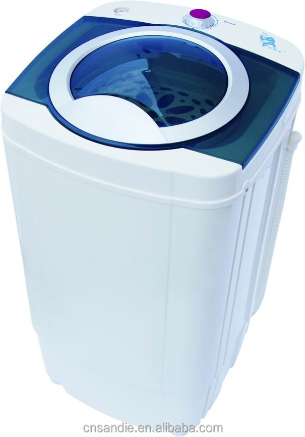 6kg single tub semi automatic electric plastic spin dryer laundry appliances