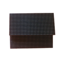 High brightness flexible led display screen panel module