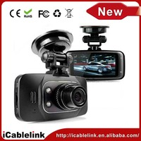 1080P 2.7 inch car video camera recorder with gps,full hd 1080P Car DVR Vehicle Camera Video Recorder Dash Cam G-sensor