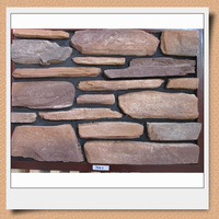 Professional cement wall deco stone with great price