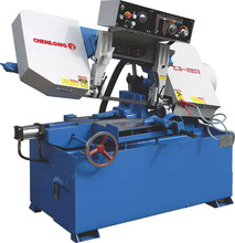 Zhejiang Chenlong CS-280I semi-automatic Aluminium cutting band saw machine