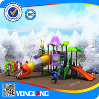 China commercial outdoor playground playsets for children