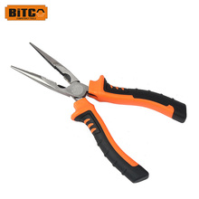 "BITCO custom design 6"" Fine polish and durable Long Nose Plier"