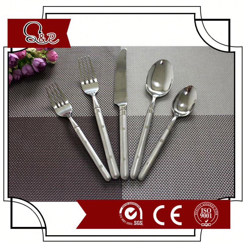 Flatware sets/knife sleeve/spoon holder/fork cover