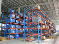China warehouse rack logistics handling wholesale