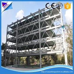 Automated Parking System Smart Car Parking System High Quality Auto Parking System