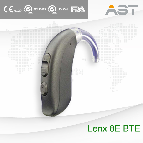 wholesale mini BTE amplifier hearing aid