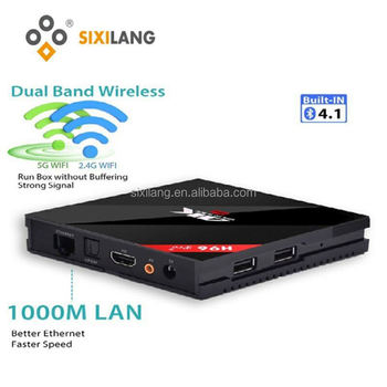 Android 7.1 OS Super window tv box with z8300