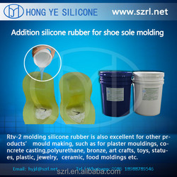 High quality RTV-2 liquid shoe molding silicon--Cheap price!