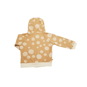 Manufacturer High Quality Long Sleeve 100% Organic Cotton Winter Girls Baby Clothing