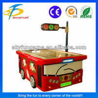 Bus Hockey bus coin machine