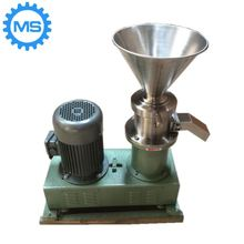 Hummus butter Colloid mill/peanut butter making machine factory price