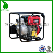 AIR-COOLED ELECTRONIC IGNITION DIESEL WATER PUMP
