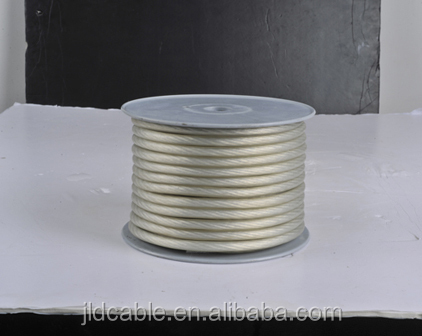 0 gauge OFC cables 0 gauge power wire Made in JLD Car audio wire high quality power cable